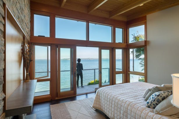 Seaview Escape bedroom