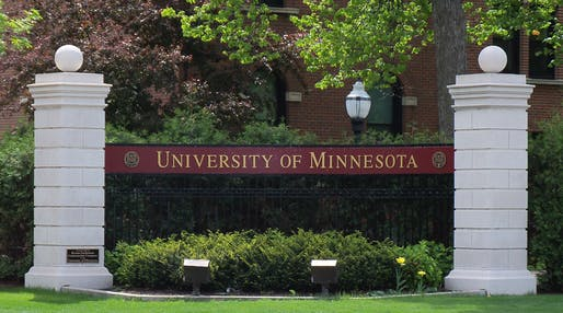 Jennifer Yoos has been selected as the new Dean for the University of Minnesota School of Architecture.. Image courtesy of Wikimedia User AlexiusHoratius