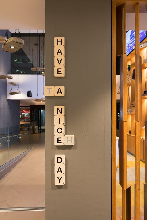 M Social Auckland, Auckland, by Aedas Interiors