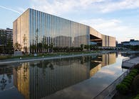 Kingboard Centre, a landmark portal to Hongqiao