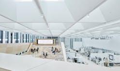 Snøhetta completes Swarovski's luminous crystal manufacturing facility in Austria