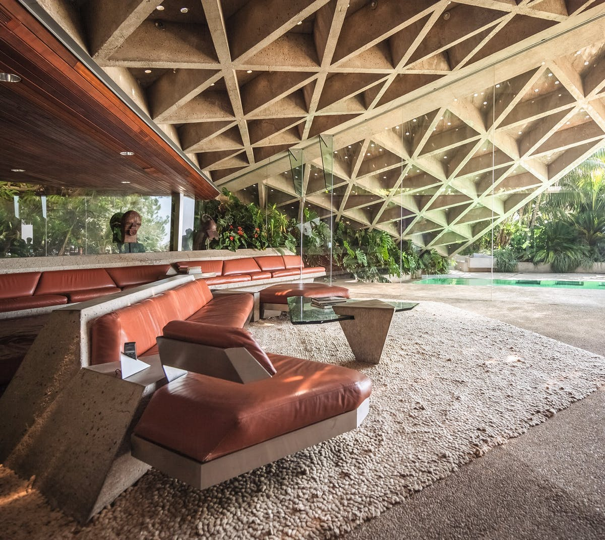 Mid Century Modern Architecture A Look At Mid Century: Win €�Mid-Century Modern Architecture Travel Guide: West