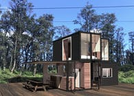 Stack Container Home Modular