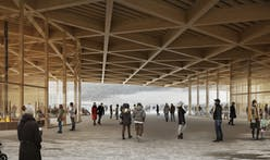 Snøhetta wins the Theodore Roosevelt Presidential Library competition