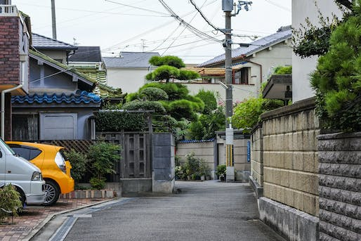 The average Japanese home completely loses its value within two decades. Photo: m-louis/Flickr