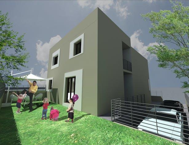 A 01 a-b houses