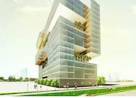 Transverse- Apartment Building