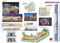 Retail, Commercial, Shopping Mallls-Multiplexes & Office Buildings at Indian