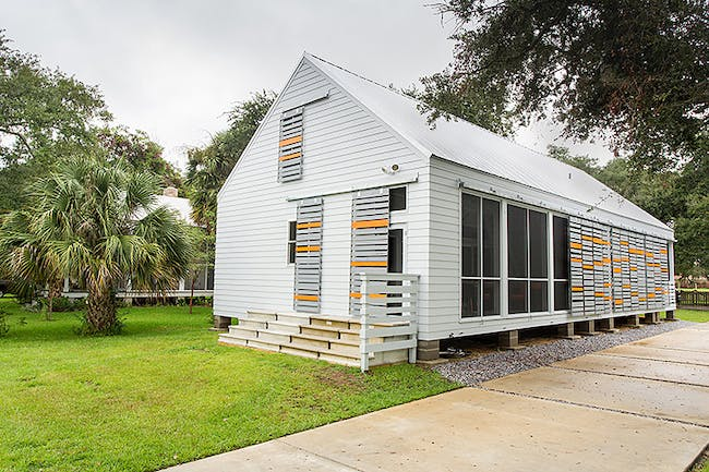 BSL2 in Bay Saint Louis, MS by emerymcclure architecture