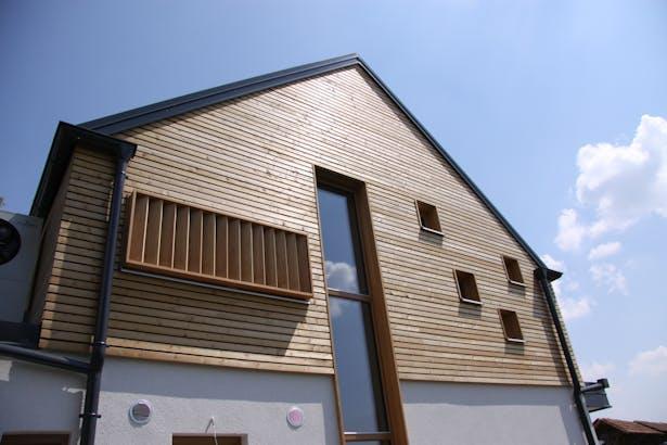 House XS - facade