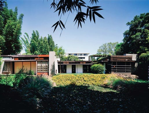 MAK Center for Art and Architecture in West Hollywood. Photo via lespetitespestes.com.