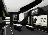 Lamborghini Retail Store