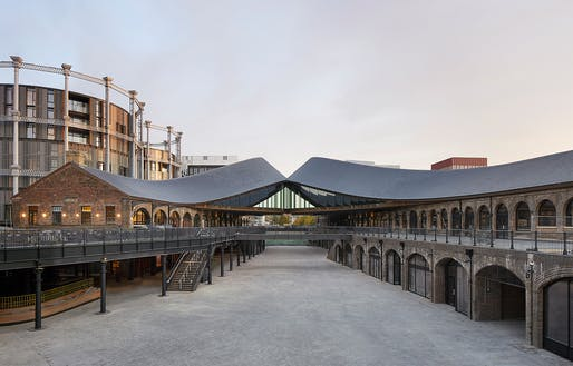 Coal Drops Yard by Heatherwick Studio © Hufton+Crow