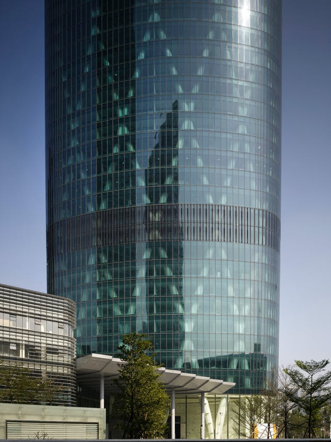 Guangzhou International Finance Center in Guangzhou, China by Wilkinson Eyre Architects (Photo: Christian Richters)