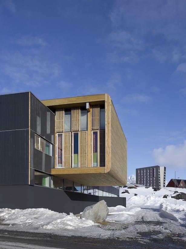 School of Nursing and Health Care Practice by schmidt hammer lassen architects