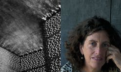 Hélène Binet celebrates first U.S. exhibit at WUHO with the 2015 Julius Shulman Institute Photography Award