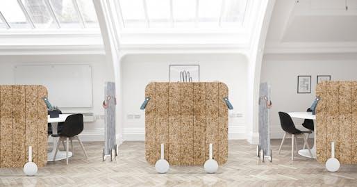 Best Student Project & Best Use of Aluminum: MyEcoWall by Caterina Vianna & Ferran Gesa - EINA, University School of Design and Art, Barcelona, Spain