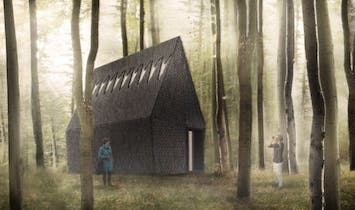 Vatican Chapels to be placed in the woods at Venice Biennale 2018