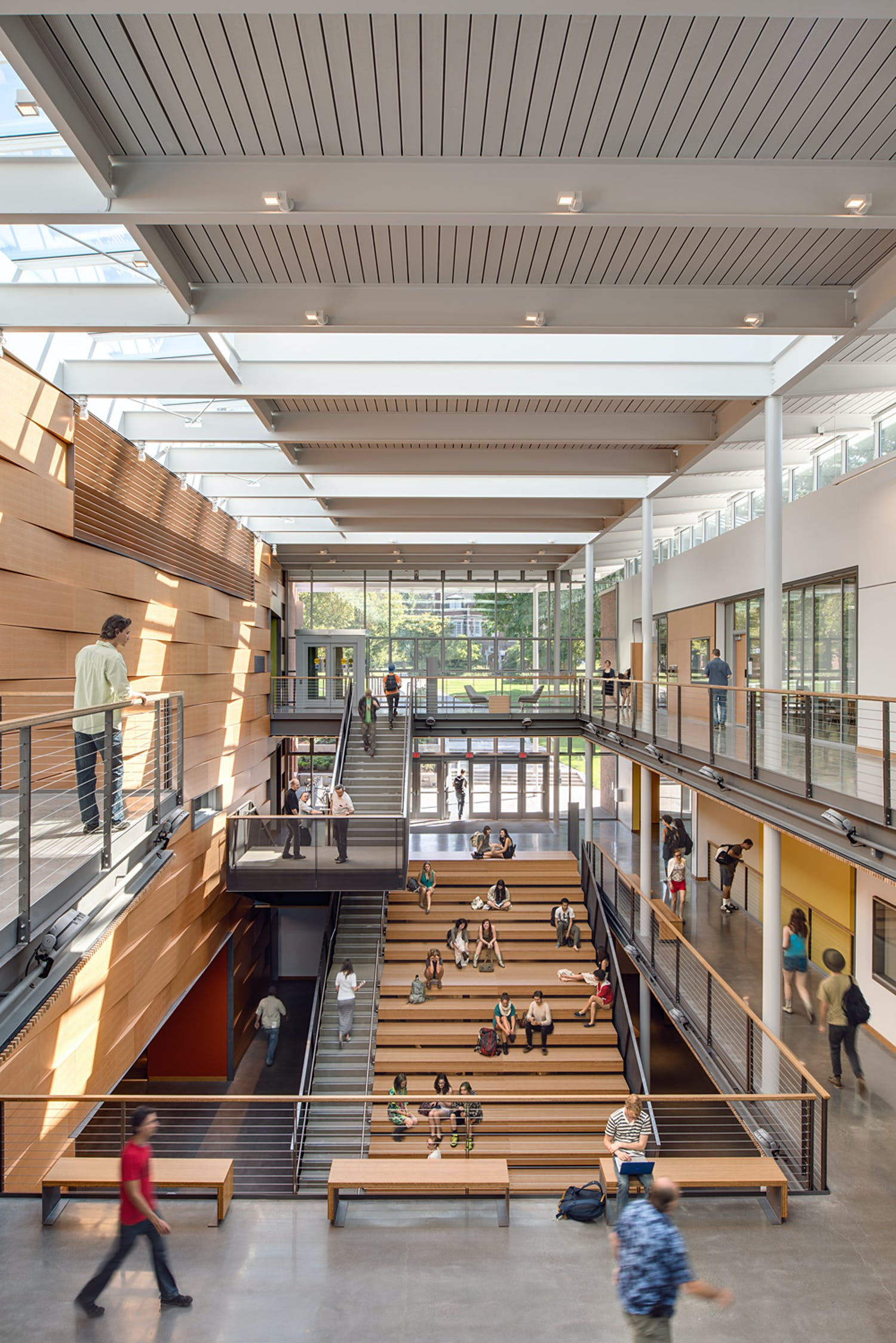Winners Of The Aia Cae 2015 Education Facility Design Awards