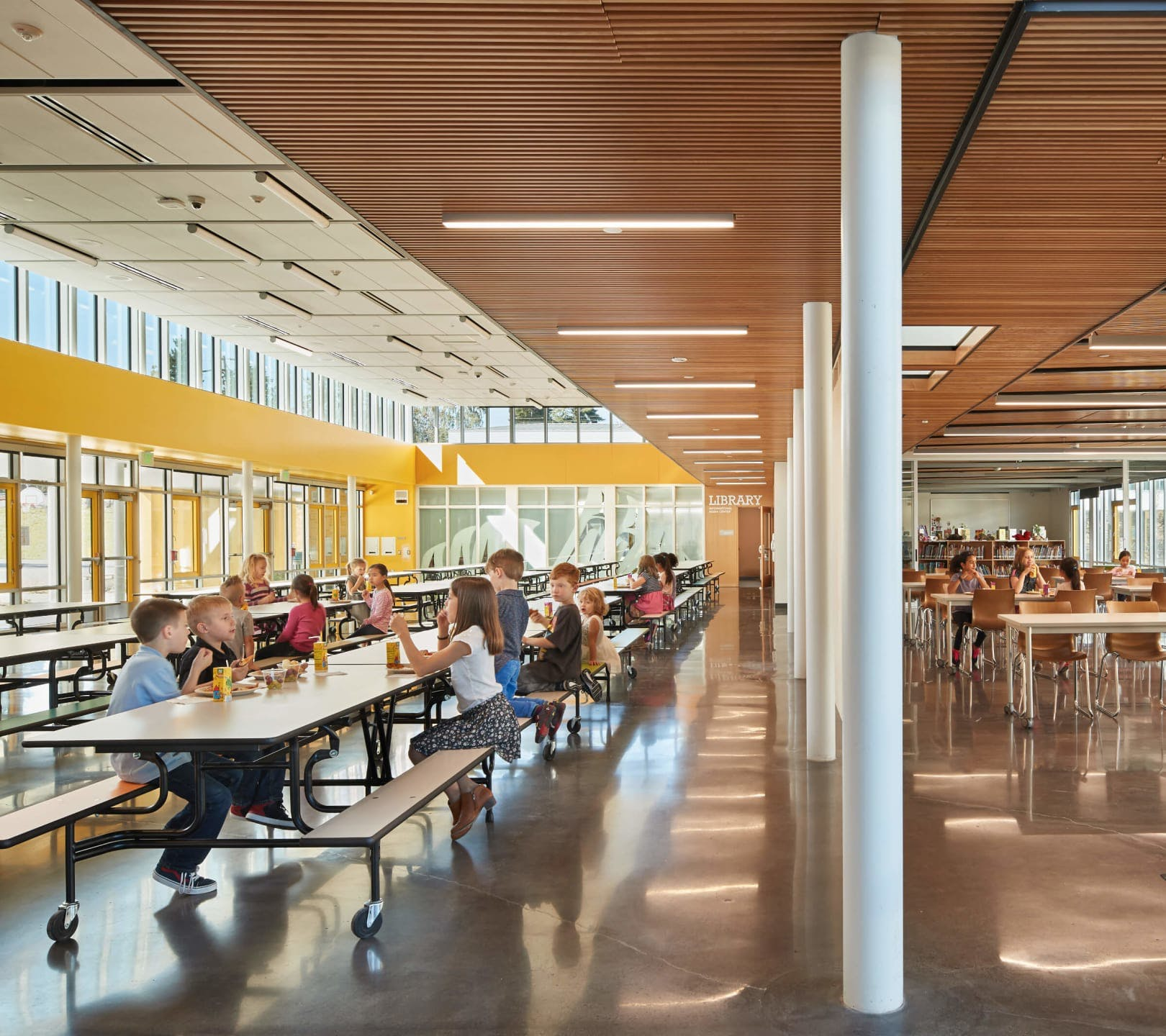School Interior Design: The Best New Learning Centers Are Selected For AIA's 2017