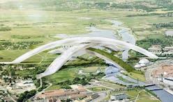 World's Biggest Ski Dome, Anyone? Design by CEBRA