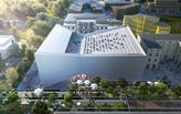BIG tapped to build new, bow-tie shaped National Theater of Albania