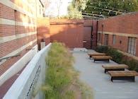 Woodbury University - Raymond Enkenboll Courtyard