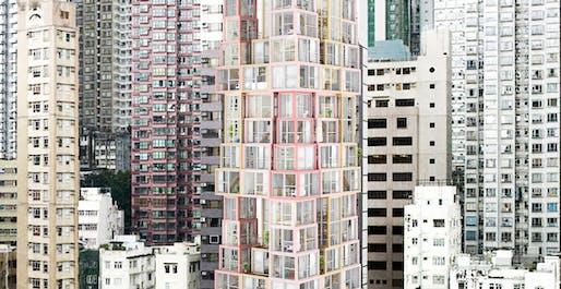 Kwong Von Glinow | The Primitive Pavilion, Hong Kong, China, 2017. Credit: Kwong Von Glinow