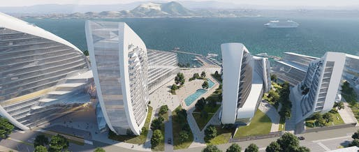 Rendering: Zaha Hadid Architects.