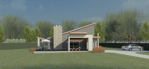 Anthem Ranch House Clifford O. Reid Architect 10.2013