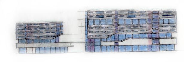 Elevation Sketch