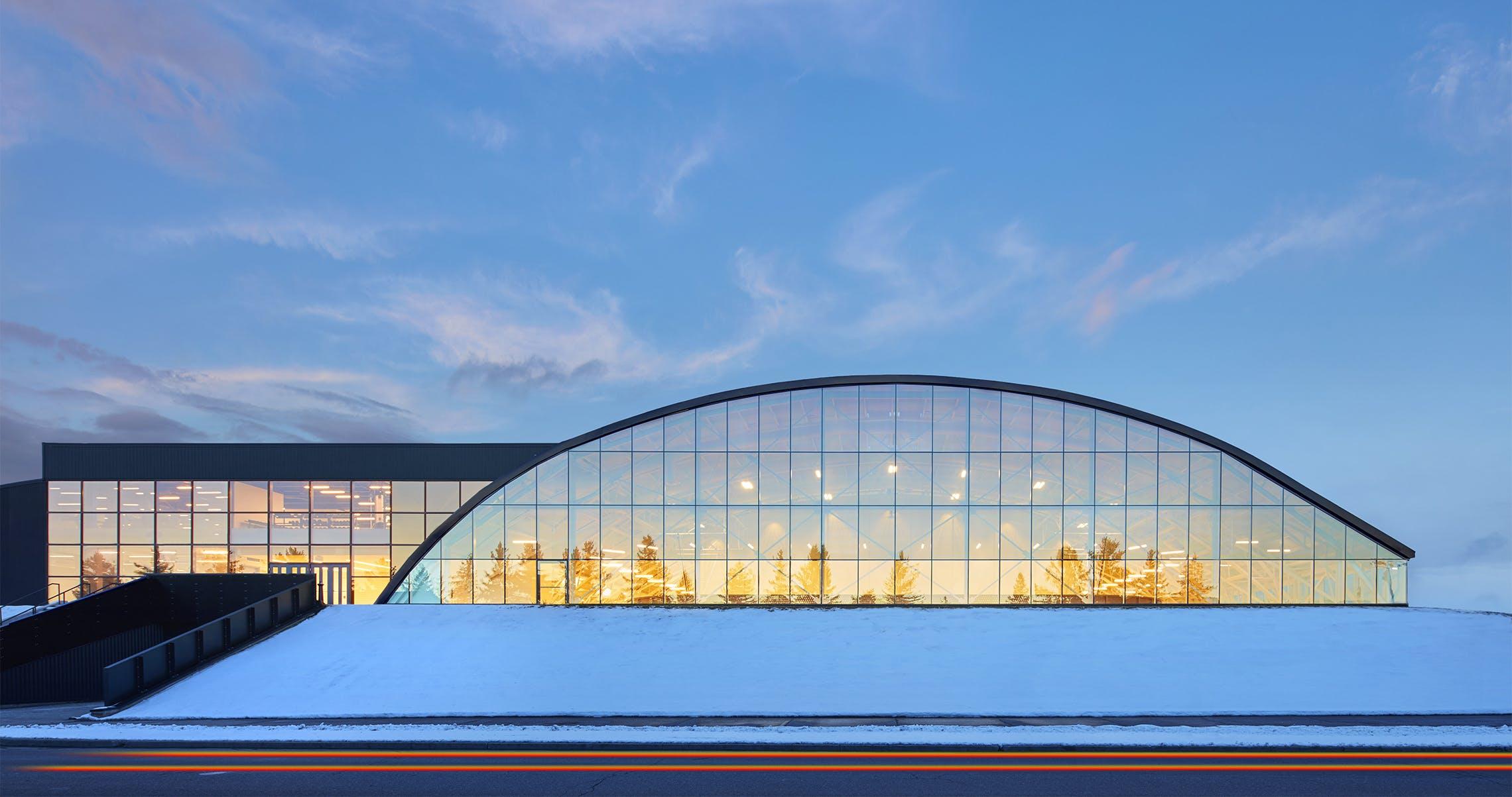 Conestoga College Student Recreation Centre | MJMA | Archinect
