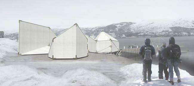 Saivu Røsvik (Image: Eriksen Skajaa Architects)