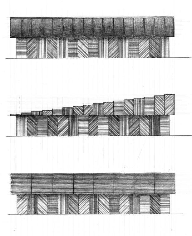 Design for a Review Space- see website for more info