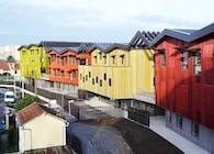 Jean Lurçat School, Saint Denis