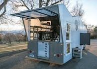 Sol Coffee Mobile Solar Espresso Bar