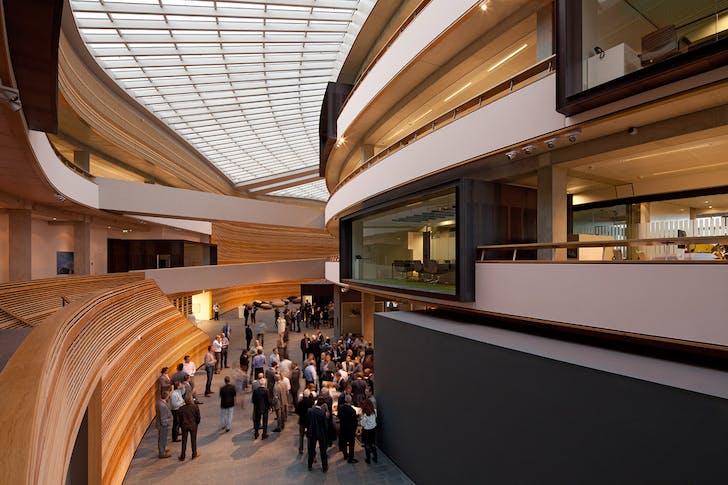 Head Office BP, Rotterdam, architect: GroupA, 2011, Rotterdam, Europoort © Ossip van Duivenbode