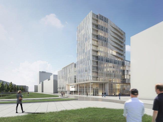 Engel & Völkers Headquarters - Richard Meier & Partners