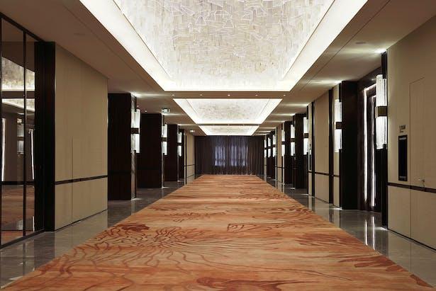 Banquet Hall Corridor