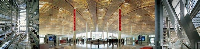 Beijing Airport, Beijing © Foster + Partners