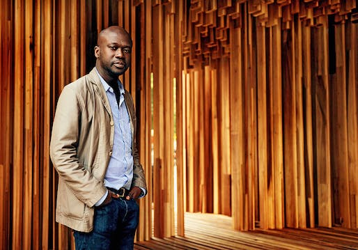 Sir David Adjaye. Image: FrankfurtRheinMain