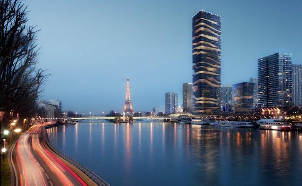 AZC - eVolo Tower