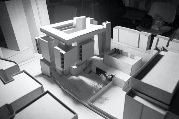 Design IV - Bronx Covalent Artist Housing