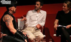 John Edwards Lecture 2013: Peter Marino in conversation with Marc Jacobs