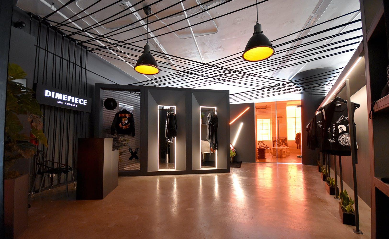Dimepiece Retail A Industrial Design Build Archinect