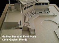 Baseball Fieldhouse for Gulliver Schools