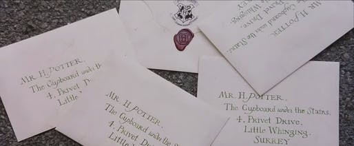 "Screenshot from the deleted scenes of ""Harry Potter and the Sorcerer's Stone"" via Youtube."