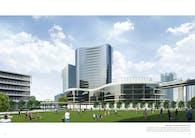 Makkasan Complex Office Building & Shopping Mall