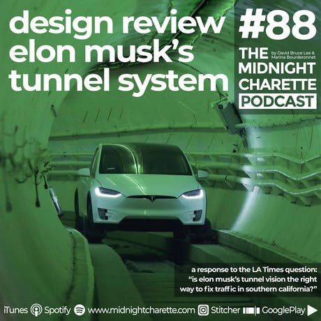 The problem with Elon Musk's transportation system - Podcast Ep #88