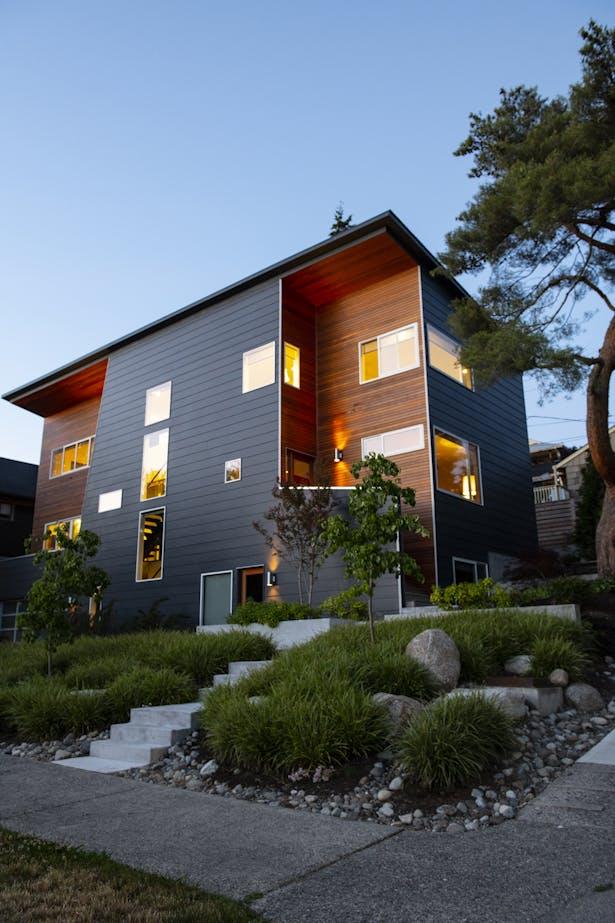 West Seattle Junction House (Photo: Sarah Flotard)